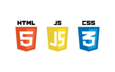 Logo HTML5 CSS3 JavaScript